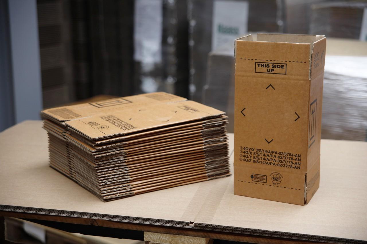 Wunderbar Gefahrgut-Verpackung / Vermiculit - haass ZG38